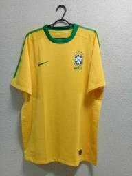 Camiseta seleção brasileira copa 2014