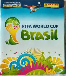 Album Completo da Copa do Mundo 2014