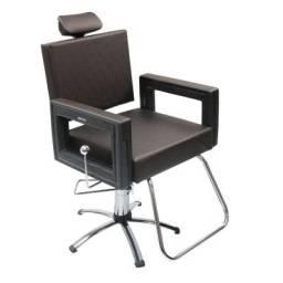 Cadeira Salão/Barbearia Square dompel