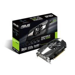 Título do anúncio: Placa de Vídeo Nvidia Asus 1060 3GB