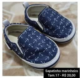 Calçados infantis  Semi-novos