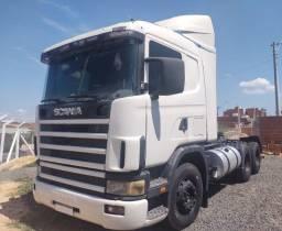 Scania R124 360 Trucada