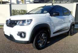 Renault Kwid Intense 1.0 Flex 2020 Ùnico dono Impecável