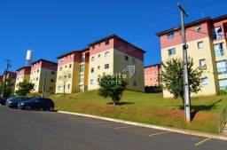 Apartamento à venda com 2 dormitórios em Jardim américa, Ponta grossa cod:391172.001