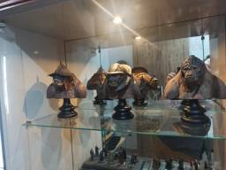 Troll busto Sideshow weta Senhor dos Anéis Lord of the rings