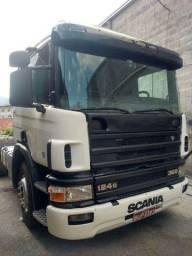 Vendo Scania P 124  360  6x2