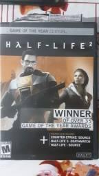 Half Life 2 mídia física super raro