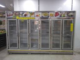 Refrigerador 6 portas R$ 3.900