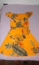 Vestido floral pp