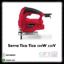 SERRA TICO-TICO 500W 220V