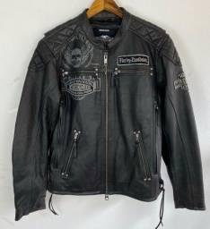 Jaqueta Harley Davidson couro original