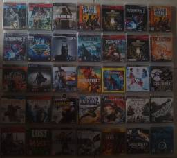 150 Jogos PS3 disponíveis - aceito cartão