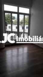 Apartamento à venda com 2 dormitórios em Tijuca, Rio de janeiro cod:MBAP25242