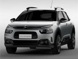 Citroen C4 cactus 1.6 thp flex shine pack eat6