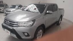 Toyota Hilux Cabine Dupla SRV 4X4 4P