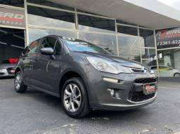 Citroen C3 2017 Attraction Completo 1.2 Flex 37.000 Km Revisado Novo