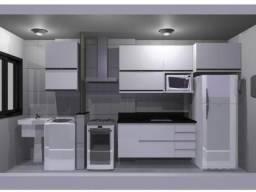 Apartamento 2 quartos com suíte no coração de Itapuã
