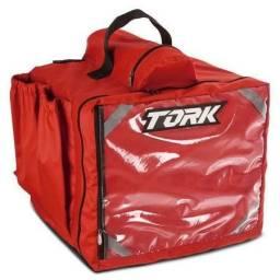 Título do anúncio: Bag Bolsa Mochila Térmica Motoboy Entrega Delivery 45 Litros Pro Tork<br><br>