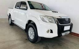 Oportunidade! Toyota Hilux Std 2013/2013 4x4 Diesel 4p  - Mt