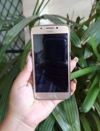 Título do anúncio: Moto G5 dourado