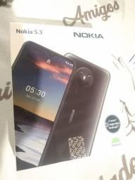 Nokia 5.3 novo pouco usado