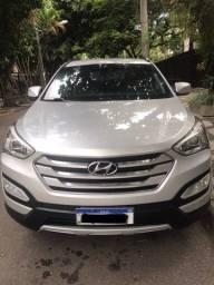 Hyundai Santa Fé Blindado III-A 2014