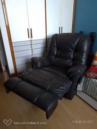 Cadeira Couro pra massagem