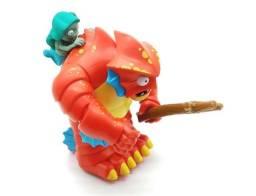 Plants Vs Zombies Brinquedo Boneco Deep Sea Gargantuar Colecionáveis!