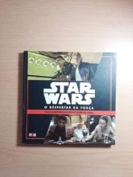 Título do anúncio: Livro Star Wars - O Despertar da Força, capa dura