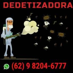 $$$$$$$$ DEDETIZADORA ********
