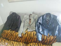Jaquetas couro legítimo de Gramado