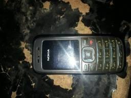 Celular Nokia modelo 1208 funcionando 100%