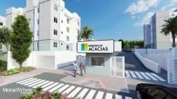 Apartamento para Venda em Araucária, Costeira, 2 dormitórios, 1 banheiro, 1 vaga