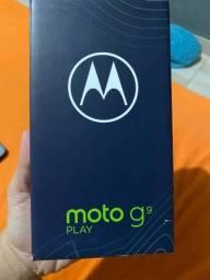 Título do anúncio: Moto g9 play 5 meses de uso