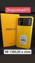 Título do anúncio: Poco M3 128gb LACRADO, TROCO!!!