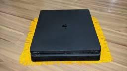 Título do anúncio: PS4 Slim 1 Terabyte