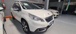 Título do anúncio: Peugeot 2008 griffe 1.6 turbo 2015/2016 impecável