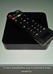 VENDO TV BOX SMART 4K