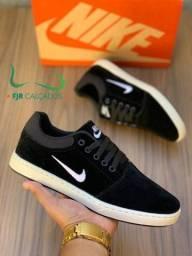 Título do anúncio: Sapatênis Nike preto (PROMOÇÃO)