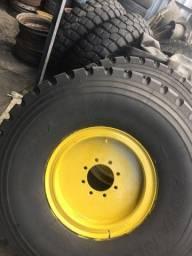 Roda de Retro com pneus seminovos
