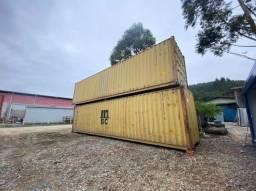 Título do anúncio: Container 40 pés 12 metros a pronta entrega