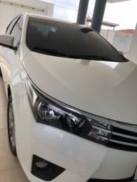 Título do anúncio: Corolla XEI  - Branco Pérola