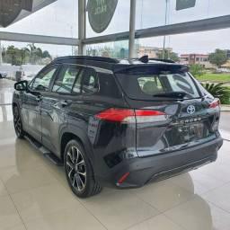 Título do anúncio: Corolla cross 2022 hybrid Xrx flex blindado