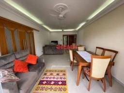 Título do anúncio: Apartamento com 3 dormitórios à venda, 135 m² por R$ 880.000,00 - Embaré - Santos/SP