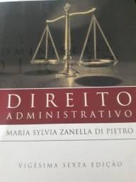 Livro direito adiministrativo