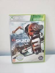Jogo Skate 3 Xbox 360/One Lacrado