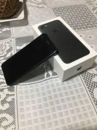 Título do anúncio: IPhone 7 black 128gb