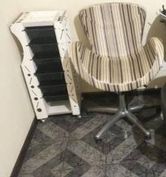 Carro ax e cadeira hidráulica