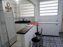 Título do anúncio: Apartamento com 2 dormitórios à venda, 47 m² por R$ 270.000,00 - Aparecida - Santos/SP