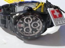 Invicta Prodriver Swiss Made Black